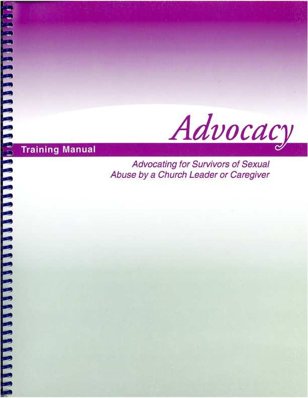 cover of Advocacy Training Manual