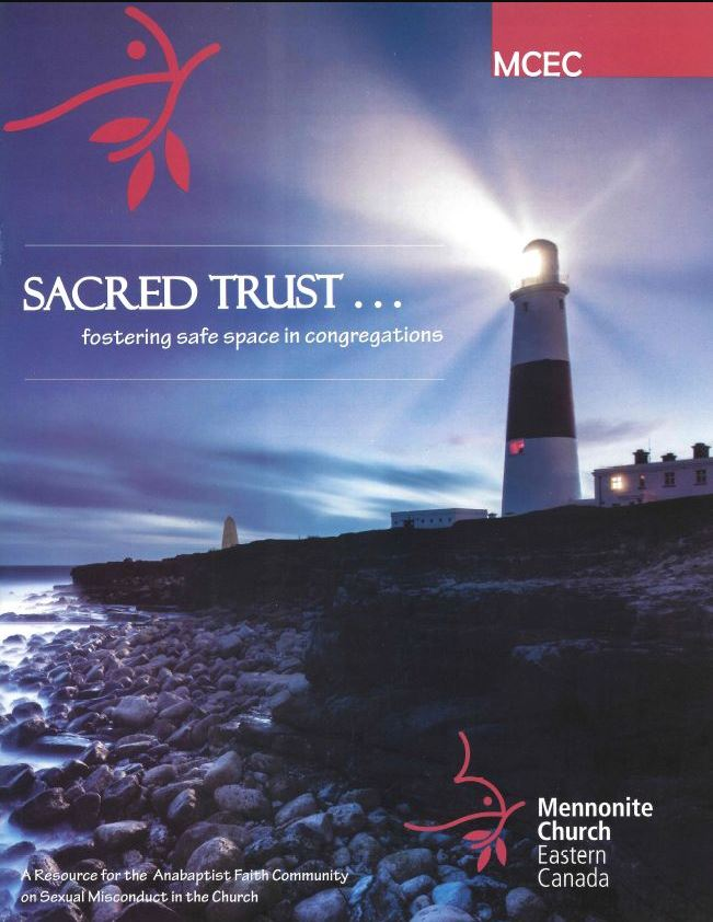 cover of Sacred Trust: Fostering Safe Space in Congregations