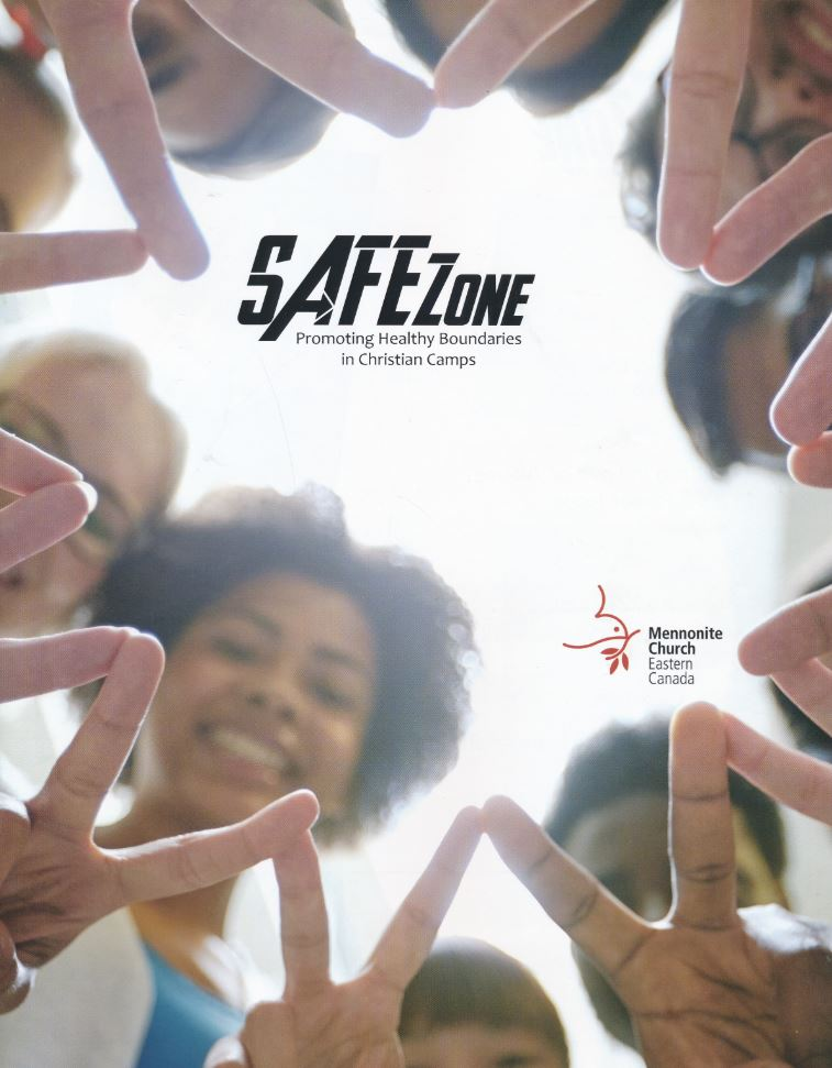 cover of Safe Zone: Promoting Healing Boundaries in Christian Camps